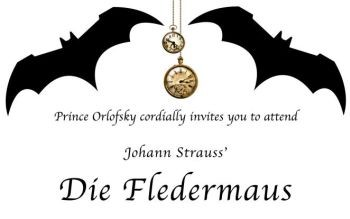Peterborough Opera, Johann Strauss: Die Fledermaus