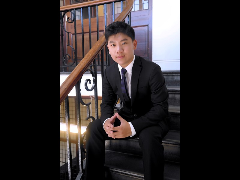 Lunchtime Recital, Bo Lyu, piano