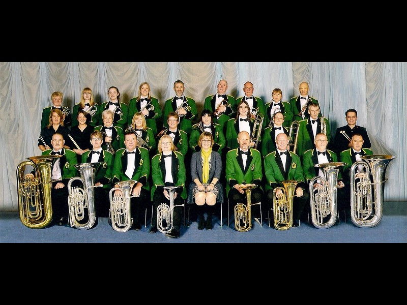 Last Night of the Proms, Rushden Town Band