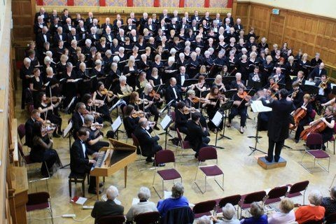 Oundle & Disctrict Choral Society, Vivaldi & Tippett