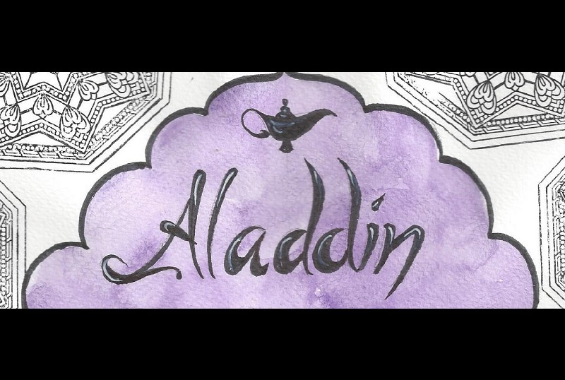 Catworth Amateur Theatrical Society, Aladdin