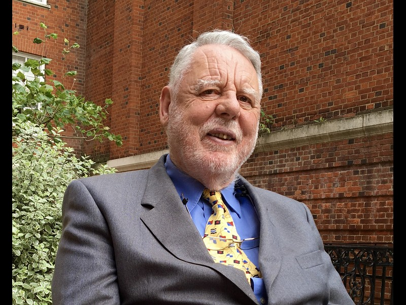 Terry Waite: Travels with a Primate