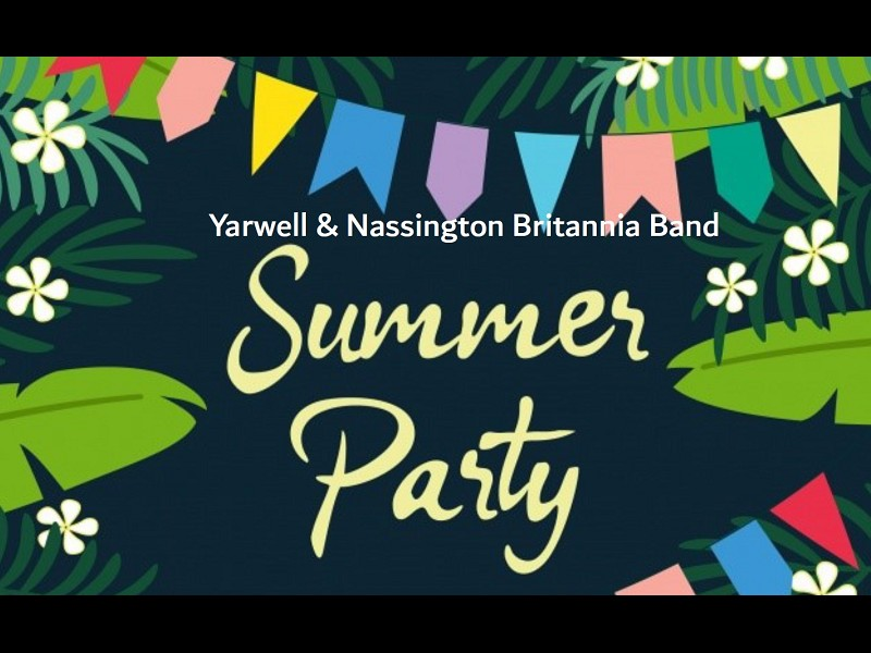 A Summer Party Brass  Band Concert