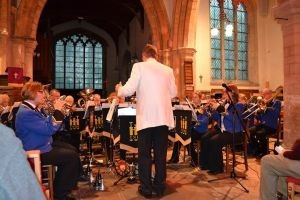Concert with Yarwell and Nassington Britannia Band