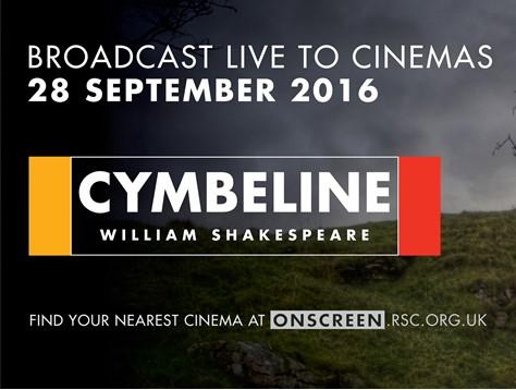 RSC Cymbeline (Encore)