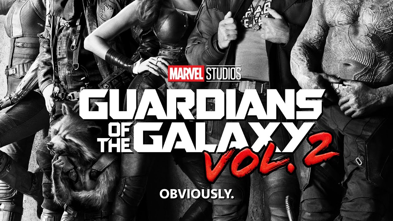 2D Guardians of the Galaxy 2