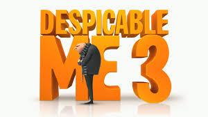 2D Despicable Me 3