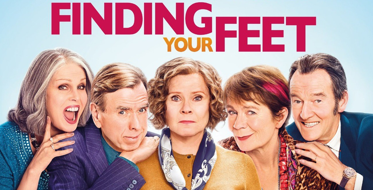Finding you Feet