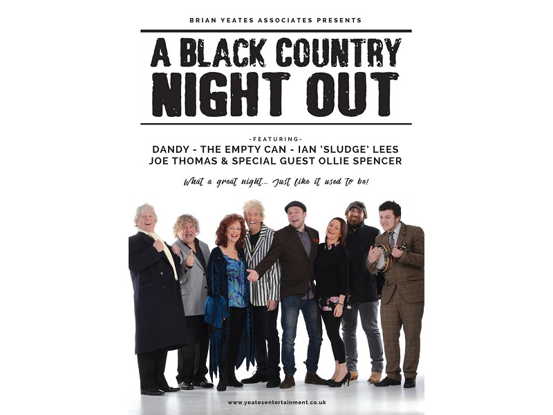 A Black Country Night Out 2018