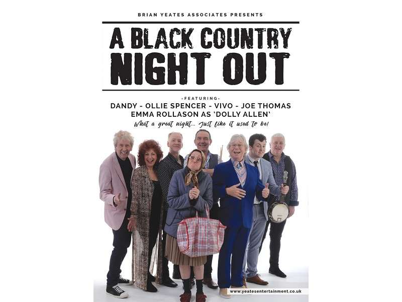A Black Country Night Out 2019