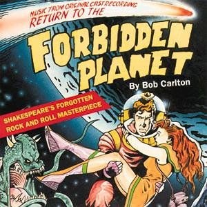 Return To The Forbidden Planet.