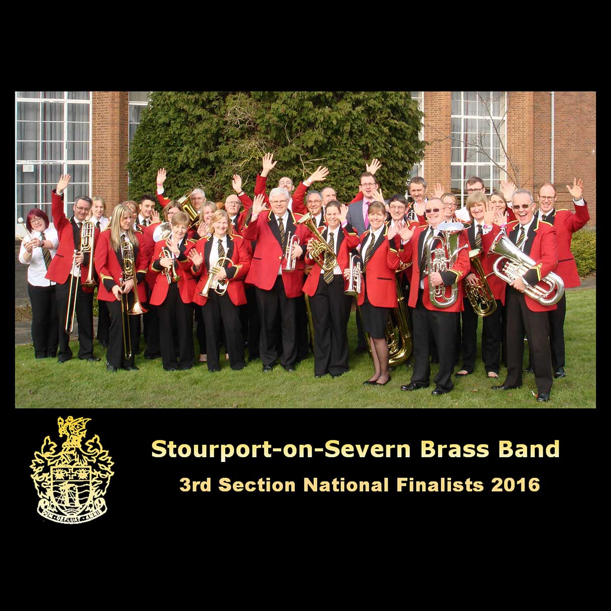 Stourport Brass Band Colours of Autumn