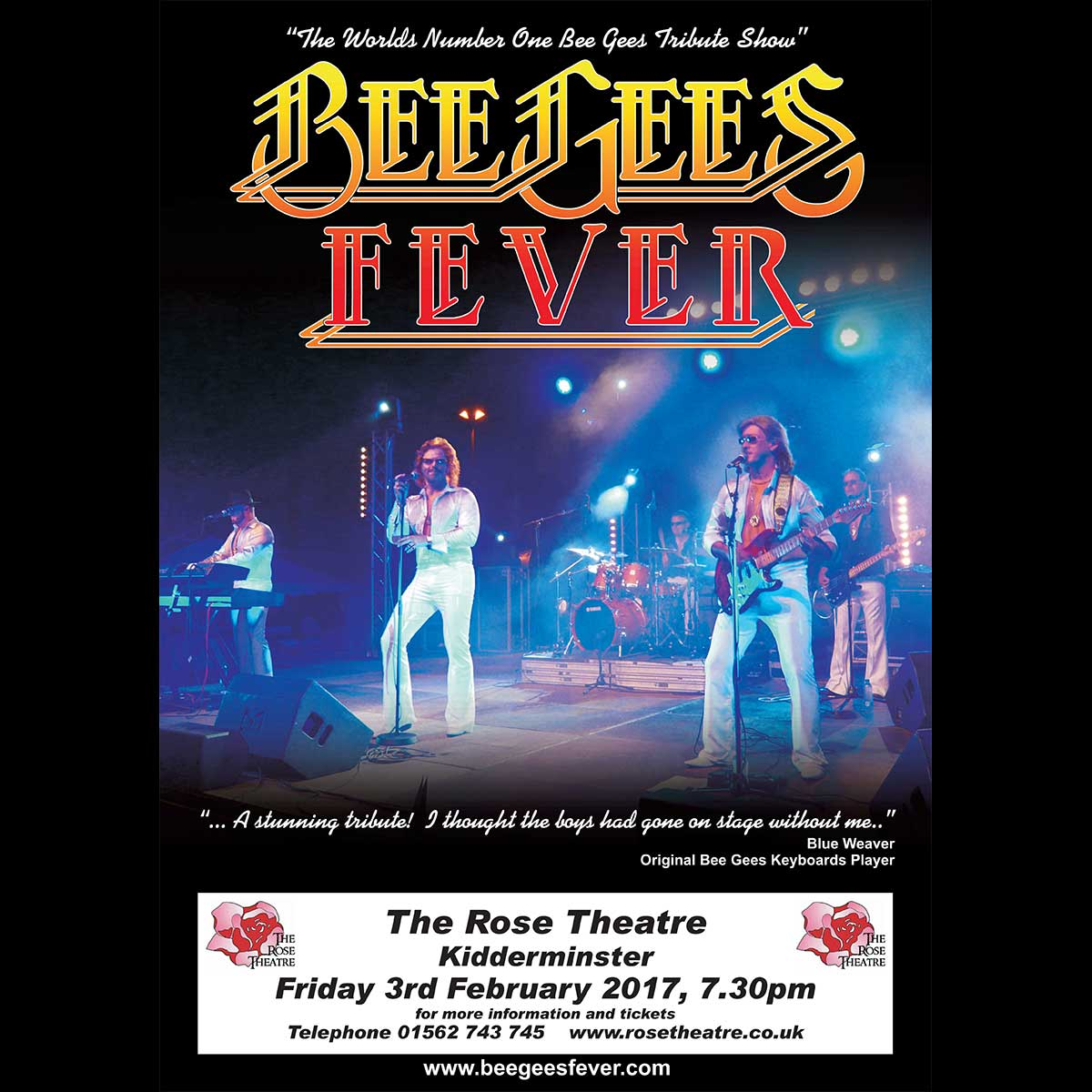 Bee Gees Fever 2017