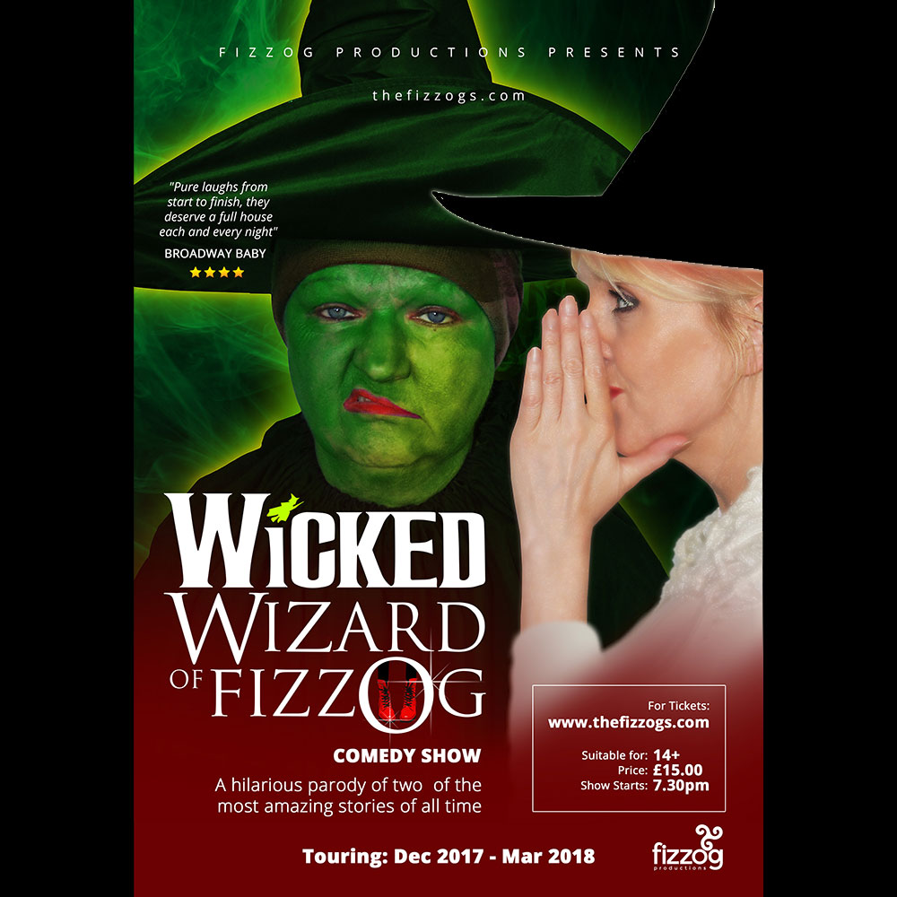 Wicked Wizard of Fizzog