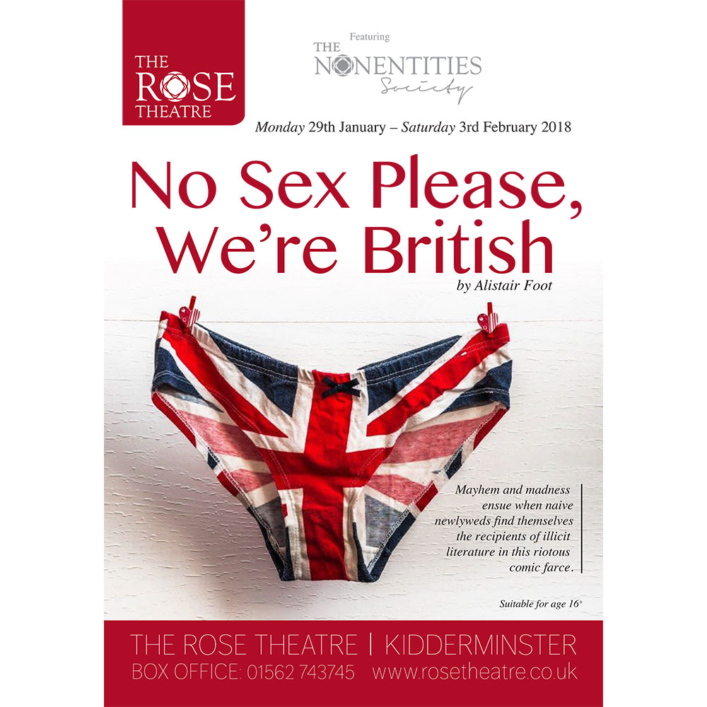 No Sex Please We're British