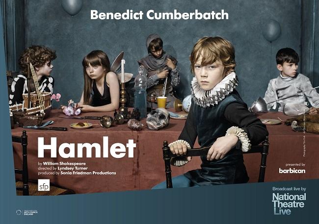NT Live: Hamlet - Benedict Cumberbatch
