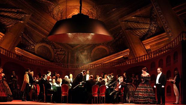 ROH Live : La Traviata