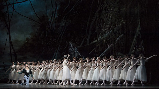 ROH Live : Giselle