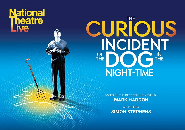 Encore screening: The Curious Incident of the Dog in the Night-T