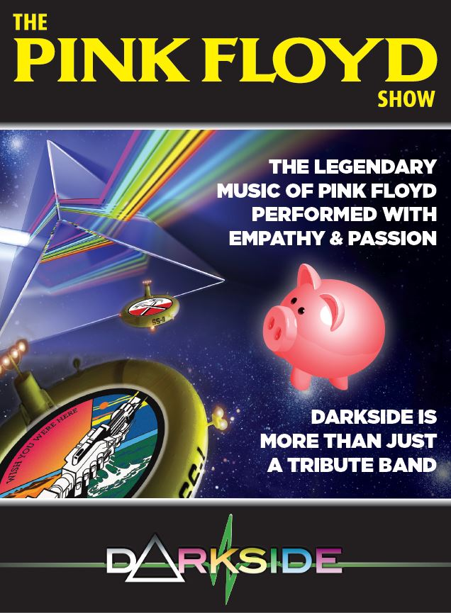 Darkside performing the Pink Floyd Show