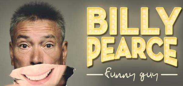 Billy Pearce -  Cancelled by Promoter