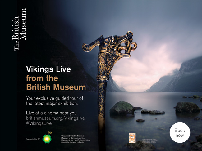 Vikings Live from the British Museum