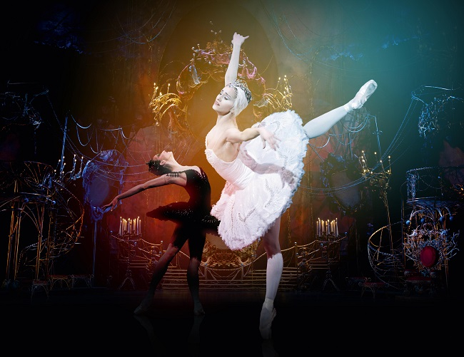 Swan Lake Live from the Royal Opera House.