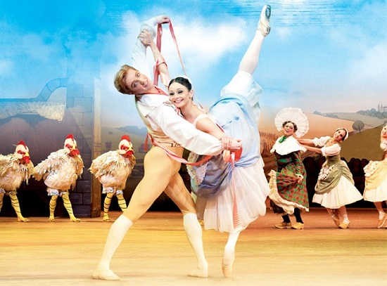 La Fille Mal Gardee Live from the Royal Opera House