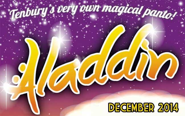 Aladdin, Tenbury's Pro-Am Pantomime
