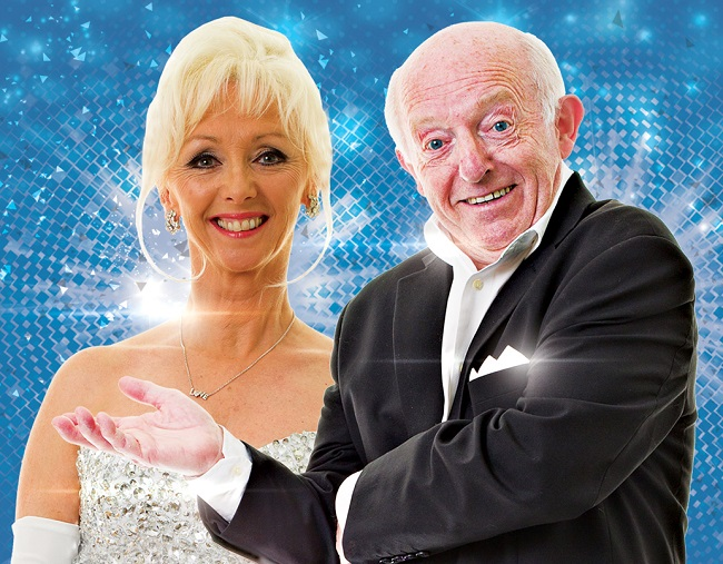 Back... Despite Popular Demand : Paul Daniels & Debbie McGee