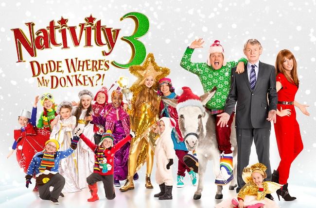 Nativity 3: Dude, Where's My Donkey