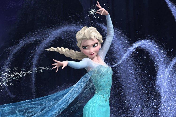 Frozen & Olaf's Frozen Adventure