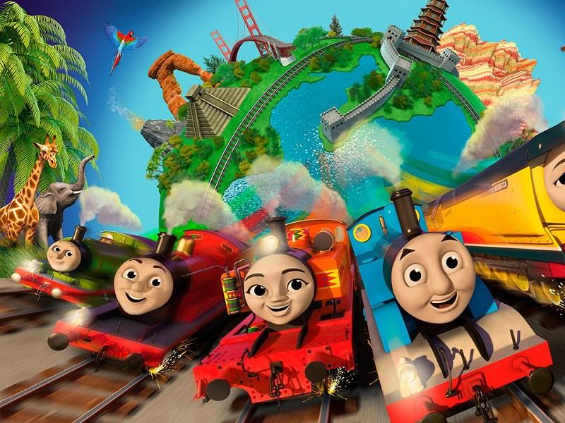 Thomas & Friends: The Movie