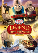 Thomas & Friends: Sordor's Legend Of The Lost Treasure