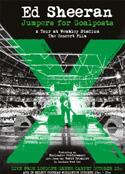 Ed Sheeran : Jumpers For Goalposts X Tour At Wembley Stadium