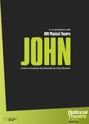National Theatre Live - JOHN