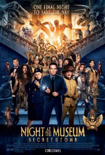Night at the Museum:The Secret of the Tomb 3D