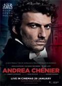 Royal Opera House Andrea Chenier