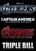 Avengers Triple Bill