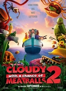 Cloudy With A Chance 2