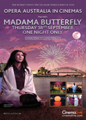 Madama Butterfly on Sydney Harbour