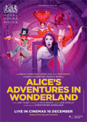 Royal Opera House - Alice's Adventures in Wonderland