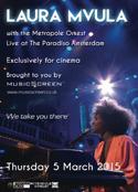 Laura Mvula with the Metropole Orkest