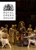Royal Opera House - Romeo and Juliet