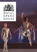 Royal Opera House - Rhapsody / The Two Pigeons