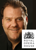 Royal Opera House - Boris Godunov