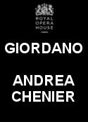 Andrea Chenier Live