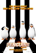 Penguins Of Madagascar 2D