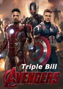 Avengers Triple Bill 3D