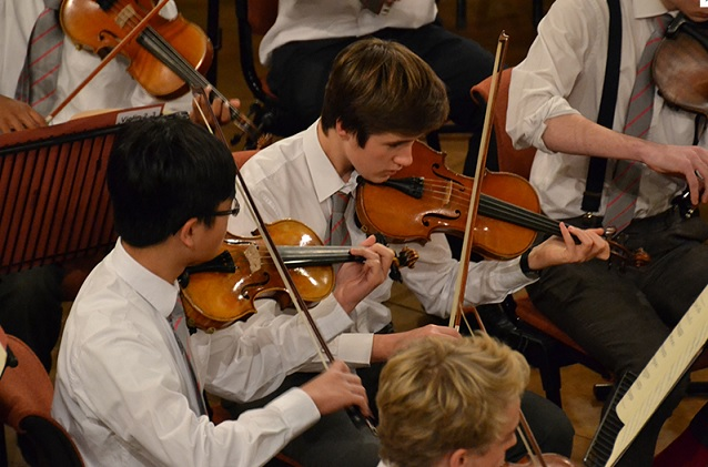 Annual Chamber Music Concert
